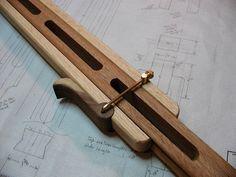 Wood camera tripod