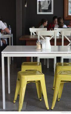 Longshot cafe in Beecroft via Bondville blog