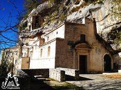 Eremo di Santo Spirito a Majella - Abruzzo - Italy - Sacro e Selvaggio - YouTube