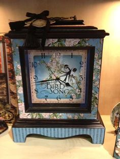 Brand New Graphic 45 Bird Song Collection
