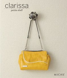 Miche Petite Shell only - Clarissa. Used for the Miche Petite base.