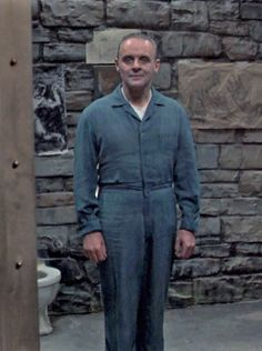 The Silence of the Lambs  One of the most amazing scenes in the movie. Its shot by asking the actor to stare at the camera as it pans into his cell. Gives us the shocking perspective of clarice as she meets dr lecter for the first time.