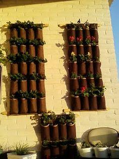 hanging garden cool idea