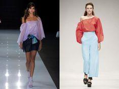 What blouse color to wear in 2020 Blouse Patterns, Clothing Patterns, Blouse Designs, Long Blouse, Short Sleeve Blouse, Evening Blouses, Blouses For Women, Women's Blouses, Unique Outfits