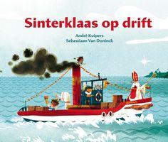 Sinterklaas op drift - sinterklaasprentenboeken.nl - Sinterklaas boeken online leesbaar