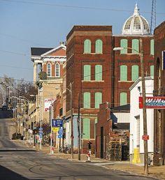 DOME HILL ~ Saint Joseph, Missouri ~ Copyright ©2013 Bob Travaglione ~ ALL RIGHTS RESERVED ~ www.FoToEdge.com