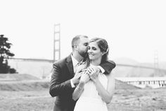 An intimate SF wedding — Margaret Austin Photography