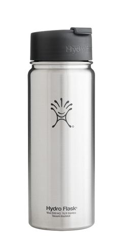 Hydro Flask Insulated Coffee, Tea and Water Bottle - 18 oz with flip lid