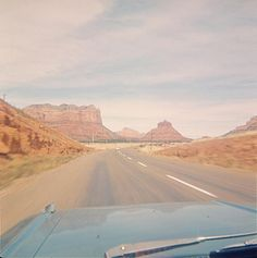 """.this even looks like a scene from """"Thelma & Louise""""!! Same car!"""