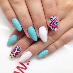 #ShareIG #nails #aztec #aztecnails #nailporn #artnails #nailsart #nailsdid #nailswag #nailsdone #nailpolish #nailartclub #migdalki #manicure #nailsaddict #nailsmakeus #nailstagram #nails2inspire #nailsoftheday #stilettos #summertime #instamani #instanails #indigonails #indigogelpolish #indigonailpolish #paznokcie
