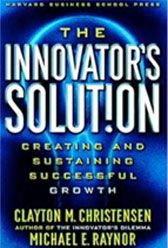 """In the innovator's solution Clayton Christensen presents his now famous """"Job to get done"""" principle."""