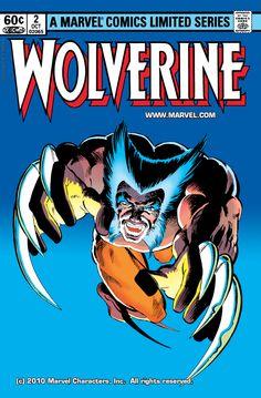 Wolverine by Frank Miller *