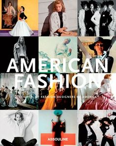 American Fashion by Charlie Scheips