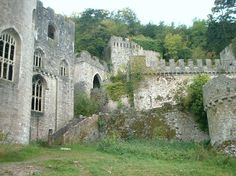 Gwrych Castle - www.castlewales.com