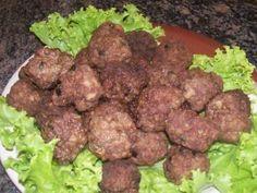 Bolinho de carne moída irresistível - Tudo Gostoso