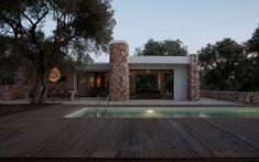 Italy Stone House