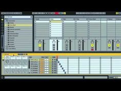 Ableton Live - Organise Your Samples - Using Drum Racks Part 1/3