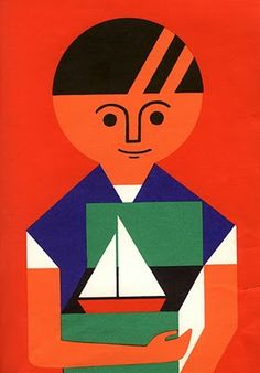 The Christmas Tree by Kathleen Brooks, illustrated by Fredun Shapur, 1966