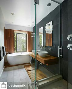 Majestic 6 Awesome Minimalist Bathroom Design Idea You Should Try Who would not want to have a bathroom that is cool, clean, and makes you feel at home for a long shower? The minimalist bathroom can be your choice fo. House Bathroom, Bathroom Inspiration, Home Interior Design, Interior Wall Colors, Small Bathroom, Bathroom Decor, Contemporary Bathroom Designs, Minimalist Bathroom, Bathroom Layout