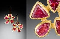 Petra Class Jewelry | Reds-yellows