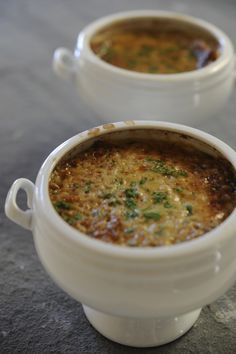 Balthazar's French Onion Soup