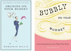 Bubbly on Your Budget - a vintage book revisited