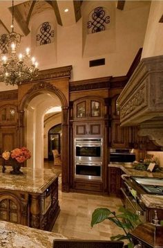26 Top Traditional Kitchen Interior Design Ideas for Your Classic Home Luxury Kitchens Classic Design Home Ideas interior Kitchen Top traditional Home Design Decor, Dream Home Design, Küchen Design, Design Ideas, Classic House Design, Design Bedroom, Design Trends, Luxury Kitchen Design, Luxury Kitchens