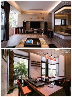 #interiordesign #室內設計 #台中室內設計 http://www.yamspace.com/Gallery/Detached-Residential-Space-Design/langlang