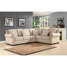 Capri Brown Sectional - FFO Home | Home | Pinterest | Brown sectional and Bedrooms  sc 1 st  Pinterest : ffo sectionals - Sectionals, Sofas & Couches