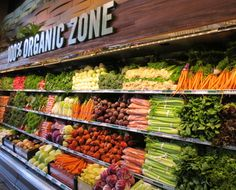 Reading Labels - What Does Organic Mean?  #organic #organicfood #food