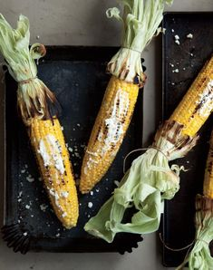 Crazy Street Corn from PATI'S MEXICAN TABLE by Pati Jinich