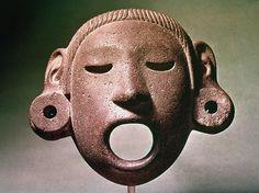 Mayan Mask Xipe Totec