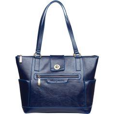 Kelly Moore Bag Esther Shoulder Bag (Sapphire) KMB-EST-BLU B&H