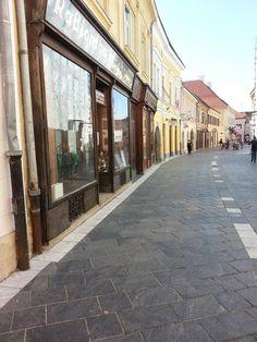 #Varaždin - city of #baroque #Croatia #travel
