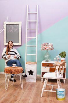 Girl Bedroom Walls, Girl Room, Room Color Combination, Bedroom Decorating Tips, Bedroom Wall Designs, Dressing Room Design, Pastel Decor, Small Master Bedroom, New Room
