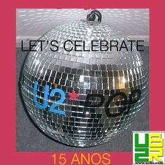 POP, 15 anos - Let's Celebrate!!!