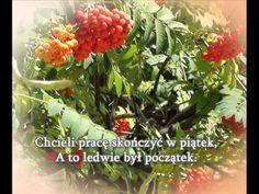 Życzenia na cały tydzień Herbs, Youtube, Crafts, Food, Music, Musica, Manualidades, Musik, Essen