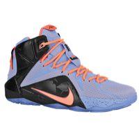 on sale f4459 33aef Nike LeBron 12 - Men s - James, Lebron - Purple  199.99 Basketball Socks,  Shoe