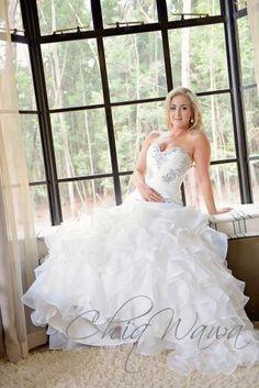 Gorgeous Chiqwawa Real bride #realbride #crystalcorset www.chiqwawa.co.za