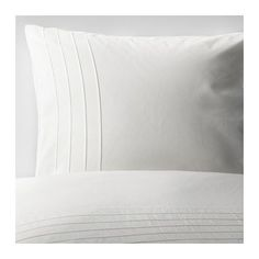 IKEA - ALVINE STRÅ, Duvet cover and pillowcase(s), Full/Queen (Double/Queen), , Twin includes 1 Queen pillowcase, Full/Queen includes 2 Queen pillowcases and King includes 2 King pillowcases.