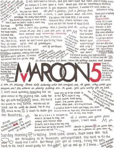 Lyrics: Maroon 5