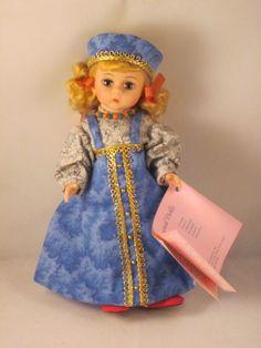 Russia 110540  Madame Alexander  International by RetroVintage57