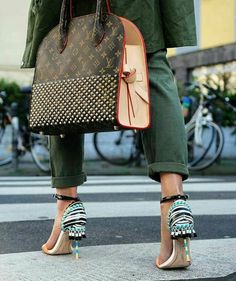 Street bags style