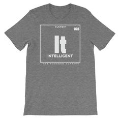 Intelligent (Periodic Success Table) Short Sleeve
