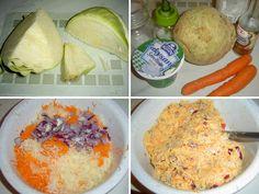 Zelné saláty z čerstvého zelí: Pětice nejoblíbenějších salátů ze zimního hlávkového zelí | | MAKOVÁ PANENKA Coleslaw, Salads, Eggs, Healthy Recipes, Breakfast, Diet, Morning Coffee, Coleslaw Salad, Egg