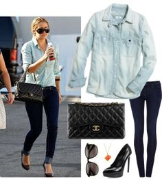 """""""lauren conrad"""" by kayscloset on Polyvore"""