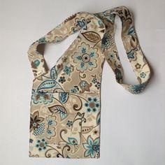 My favorite canvas messenger crossbody shoulder bag!