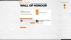 #DutchWallofHonour #WallofHonour #Veteranendag #WebDesign #LogoDesign #LikeableDesign
