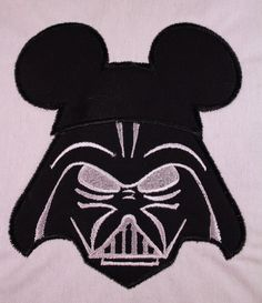 Disney Shirt Darth Vader Mickey Star Wars Custom Personalized T-Shirt  Youth Sizes Extra Small - Adult XL. $24.00, via Etsy.