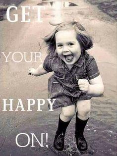 Begin de dag met een dansje, begin de dag met een lach, want wie 's morgens begint met iets vrolijks, die lacht de hele dag!